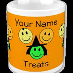 Halloween candy cup at Omniverz.com