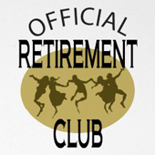 Official Retirement Club design by Omniverz.com