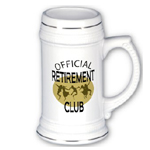 Official Retirement Mug at Omniverz.com